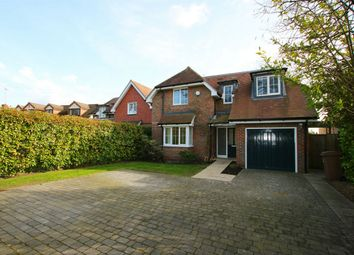 Thumbnail 4 bed detached house for sale in 9A Simons Lane, Wokingham, Berkshire