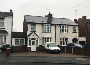 Thumbnail 3 bed semi-detached house for sale in Heath Lane, West Bromwich