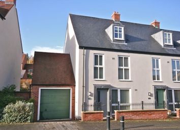 Thumbnail 3 bed terraced house for sale in St. Johns Walk, Lawley Village, Telford