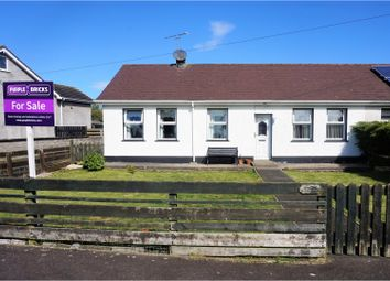 Thumbnail 4 bed bungalow for sale in Drumadragh, Coleraine