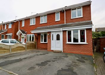 Thumbnail 4 bed semi-detached house for sale in Marleigh Road, Bidford On Avon