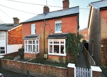 Thumbnail 3 bed semi-detached house for sale in West Street, Southgate, Crawley, West Sussex