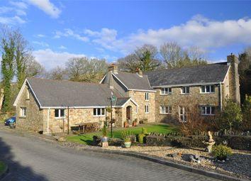 Thumbnail 5 bed detached house for sale in Tonybeili Farm, Station Road, Llangynwyd, Maesteg, Mid Glamorgan