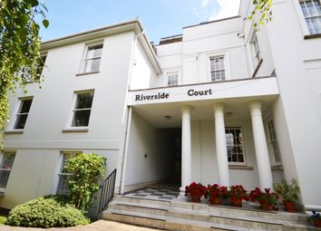 Thumbnail 2 bed flat to rent in Colleton Crescent, Exeter, Devon