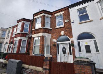 Thumbnail 3 bed terraced house for sale in Buchanan Road, Wallasey