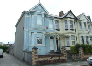 Thumbnail 3 bed end terrace house for sale in Lipson, Plymouth, Devon