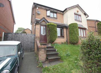 Thumbnail 2 bedroom semi-detached house to rent in Burnmoor Road, Breightmet, Bolton