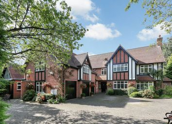 Thumbnail 6 bed detached house for sale in The Woodwards, New Balderton, Newark