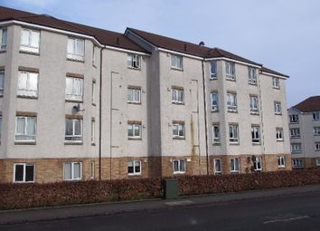 Thumbnail 2 bed flat to rent in Burte Court, Bellshill, North Lanarkshire