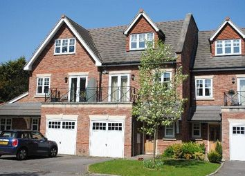 Thumbnail 4 bed mews house for sale in Broomfield, Bracknell, Binfield