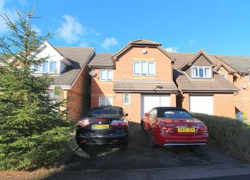 Thumbnail 4 bed detached house for sale in Scholars Walk, Rushall, Walsall