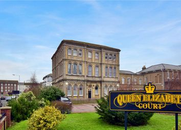 Thumbnail 2 bed flat for sale in Queen Elizabeth Court, Kings Road, Great Yarmouth