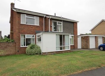 Thumbnail 4 bed detached house for sale in Ancaster Drive, Sleaford