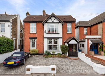 Thumbnail 3 bed flat for sale in Chelsham Road, South Croydon, Surrey