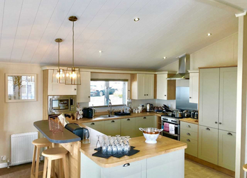 Thumbnail 2 bed lodge for sale in New Quay