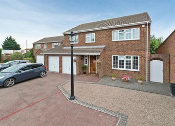 4 bed detached house for sale in Shalloak Road, Broad Oak, Canterbury CT2