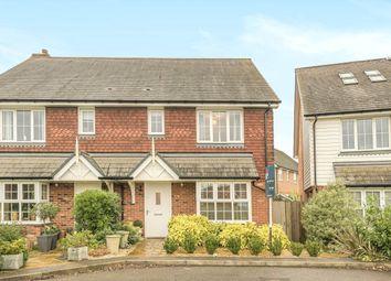 3 bed semi-detached house for sale in Honeysuckle Drive, Billingshurst, West Sussex RH14