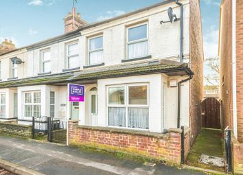 Thumbnail 2 bed end terrace house for sale in Cumberland Street, Dunstable