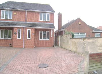 Thumbnail 2 bed semi-detached house to rent in North Street, South Normanton, Alfreton