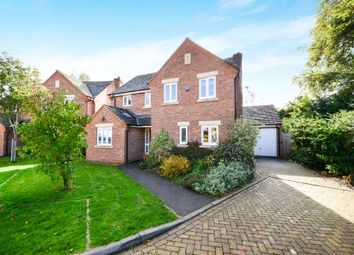 Thumbnail 4 bed detached house for sale in Laburnum Grove, Chiswell Green, St.Albans