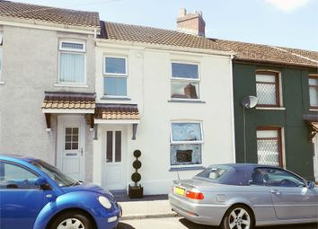 Thumbnail 3 bed terraced house for sale in East Street, Goytre, Port Talbot, West Glamorgan