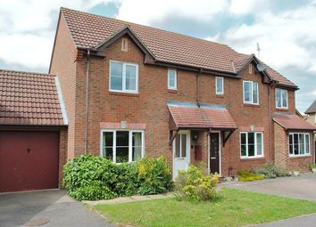 2 bed semi-detached house for sale in Clover Avenue, Bishop's Stortford CM23
