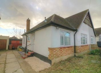 Thumbnail 2 bed bungalow for sale in Mornington Crescent, Hadleigh, Benfleet