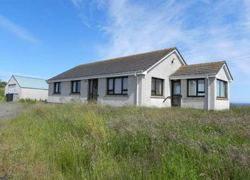 Thumbnail 4 bed detached bungalow for sale in Lochside, Sarclet, Thrumster, Wick