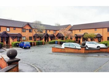 Thumbnail 2 bed flat for sale in Mill Lane, Woodley, Stockport