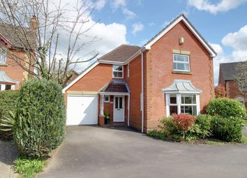 Thumbnail 4 bedroom detached house for sale in Thomas Drive, Warfield, Bracknell