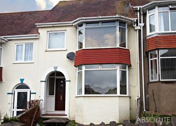 3 bed terraced house to rent in Chatto Road, Torquay TQ1