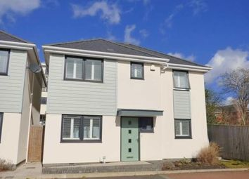 Thumbnail 3 bed detached house for sale in The Cuttings, Lower Parkstone, Poole