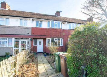 Thumbnail 3 bedroom terraced house to rent in Brockley Grove, London