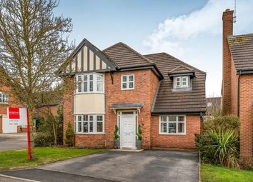 Thumbnail 4 bed detached house for sale in Blenheim Close, Stafford, Staffordshire