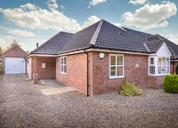 Thumbnail 3 bed detached bungalow for sale in Norwich Road, Poringland