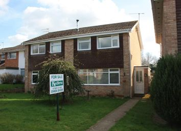 Thumbnail 3 bed semi-detached house for sale in Chineway Gardens, Ottery St. Mary