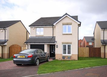 Thumbnail 4 bed detached house for sale in Glen Garry Close, Dumbarton
