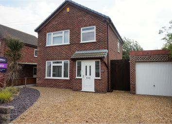 Thumbnail 3 bed detached house for sale in Fairways, Frodsham