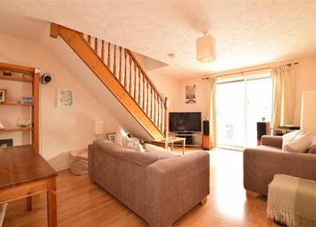 Thumbnail 2 bed terraced house for sale in Snowberry Crescent, Havant, Hampshire
