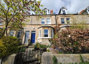 Thumbnail 4 bed terraced house for sale in Larkhall, Bath