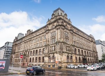 Thumbnail 1 bed flat for sale in 33 Dalintober Street, Glasgow