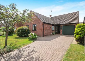 Thumbnail 3 bedroom detached bungalow for sale in Adeane Meadow, Mundford, Thetford