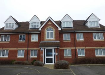 Thumbnail 2 bedroom flat for sale in Peterhouse Close, West Town, Peterborough