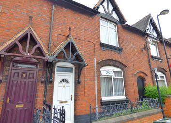 Thumbnail 1 bedroom flat to rent in Seymour Street, Hanley, Stoke On Trent