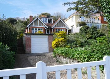 Thumbnail 3 bed detached bungalow to rent in Castle Road, Ventnor, Isle Of Wight.