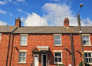Thumbnail 2 bed terraced house for sale in Station Road, Peterlee, Durham