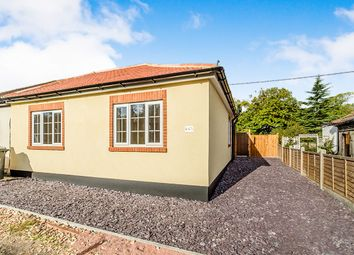 Thumbnail 3 bed bungalow for sale in Common Road, Bluebell Hill, Chatham