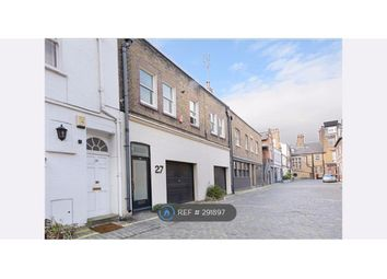 Thumbnail 3 bed terraced house to rent in Weymouth Mews, London
