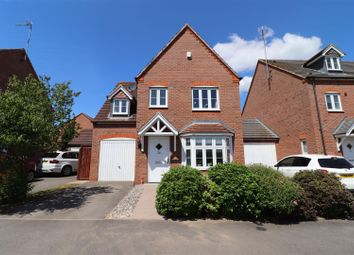 Thumbnail 4 bed property for sale in Hardwick Field Lane, Chase Meadow Square, Warwick