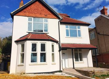 Thumbnail 3 bed flat to rent in Upper Sea Road, Bexhill-On-Sea